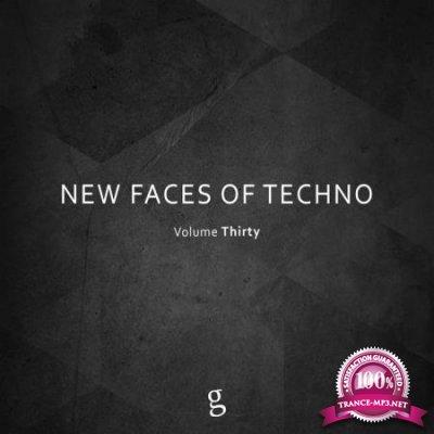 New Faces of Techno, Vol. 30 (2020)