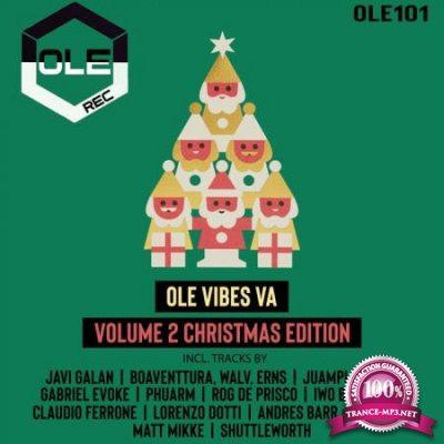 Ole Vibes VA Volume 2 Christmas Edition (2020)