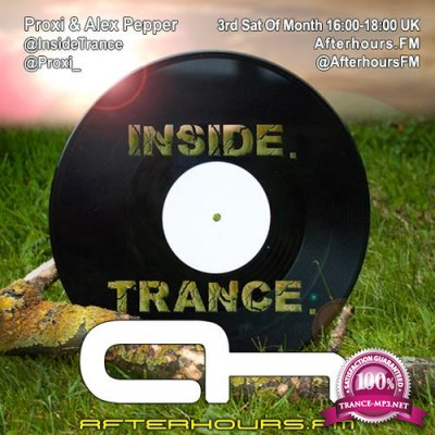Proxi & Alex Pepper - Inside Trance 041 (2020-01-18)