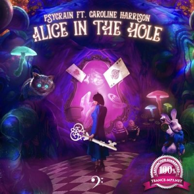 Psycrain & Caroline Harrison - Alice in the Hole (Single) (2020)
