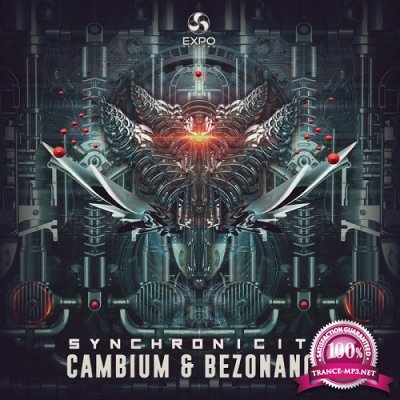 Cambium & Bezonance - Synchronicity (Single) (2020)