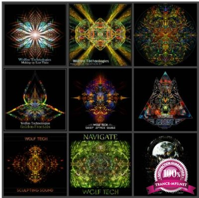 Wolfen Technologies (Wolf Tech) - Discography (2013 - 2020) (2020) FLAC