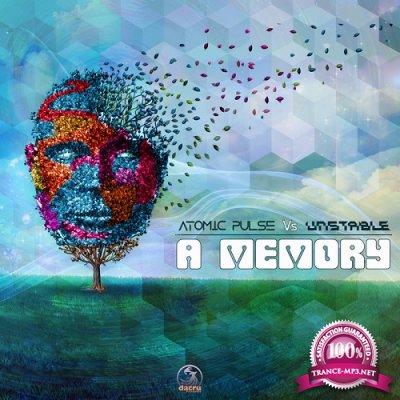 Atomic Pulse & Unstable - A Memory (Single) (2020)