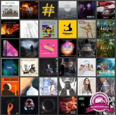 Electronic, Rap, Indie, R&B & Dance Music Collection Pack (2020-01-31)