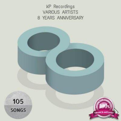 KP Recordings: 8 Years Anniversary (2020)