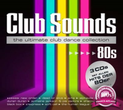 Club Sounds 80s [3CD] (2020)