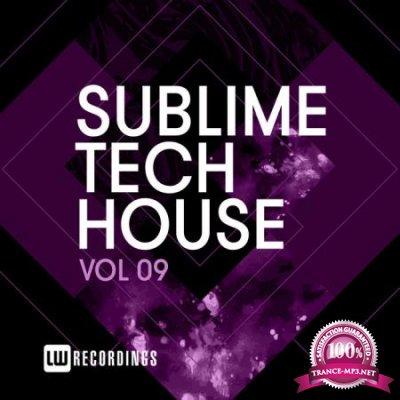 Sublime Tech House, Vol. 09 (2020)