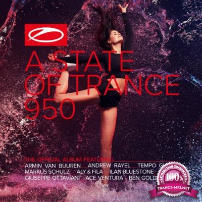 A State Of Trance 950 (The Official Album) [2CD] (2020)