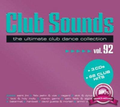 Club Sounds Vol. 92 (2020)