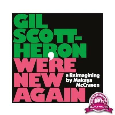 Gil Scott-Heron - We're New Again A Reimagining by Makaya McCraven (2020)