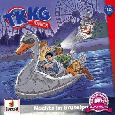 TKKG Junior - Folge 10 Nachts Im Gruselpark (2019)