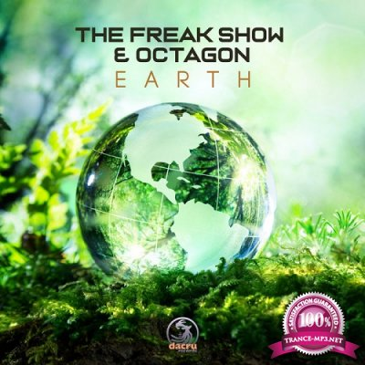 The Freak Show & Octagon - Earth EP (2020)