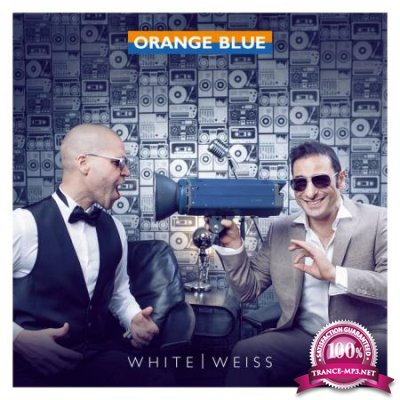 Orange Blue - White / Weiss (2020)