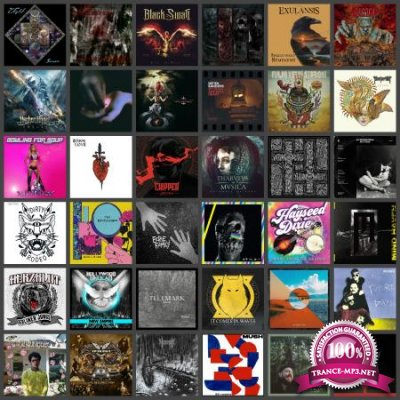 Rock & Metal Music Collection Pack 088 (2020)