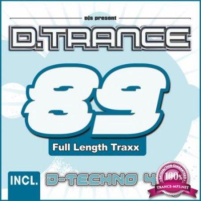 DJs Present: D.Trance 89 (Incl Techno 46) (2020)