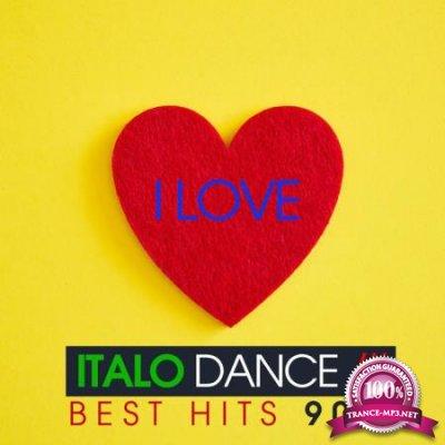 I Love Italo Dance (Best Hits 90's) (2020)