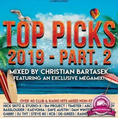 Top Picks 2019, Part. 2 (Mixed by Christian Bartasek) (2020)