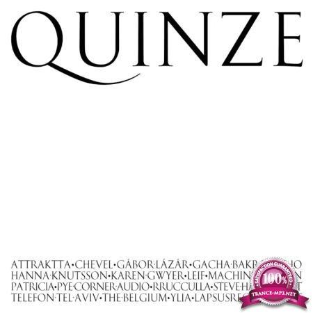 Lapsus Records - QUINZE (2020)