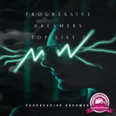 Progressive Dreamers Top List I (2020)