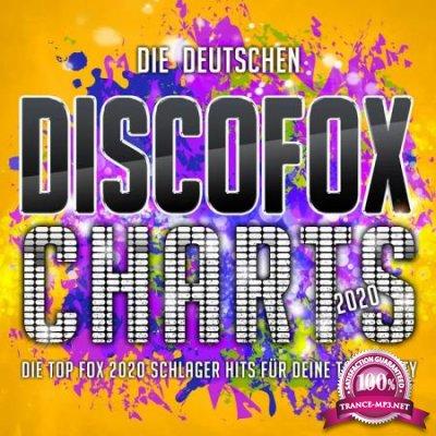 Die deutschen Discofox Charts 2020 (2020)