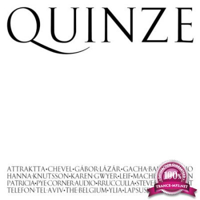 Lapsus Records - QUINZE (2020)