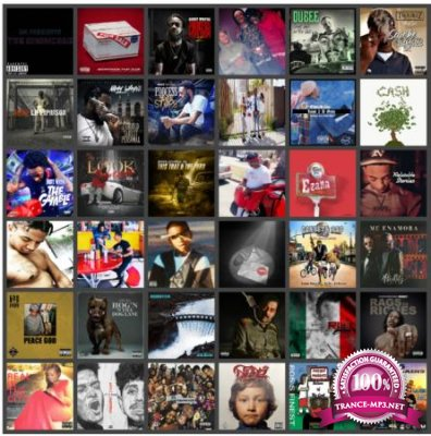 Rap Music Collection Pack 202 (2020)
