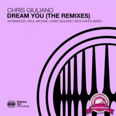 Chris Giuliano - Dream You (2020)