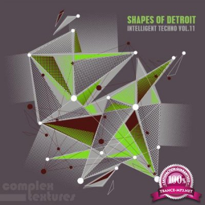 Shapes of Detroit Intelligent Techno, Vol. 11 (2020)