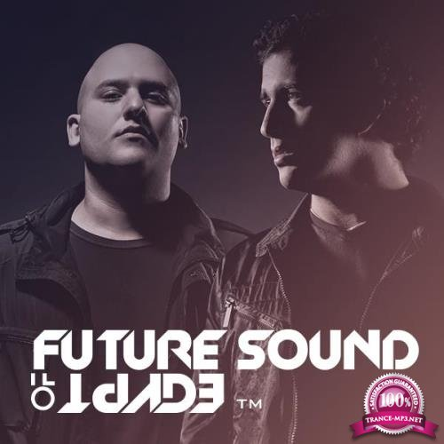 Aly & Fila - Future Sound of Egypt 644 (2020-04-08)