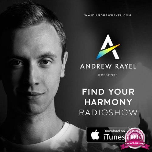 Andrew Rayel & Alan Morris - Find Your Harmony Radioshow 203 (2020-04-29)