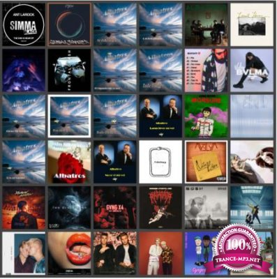 Electronic, Rap, Indie, R&B & Dance Music Collection Pack (2020-03-30)