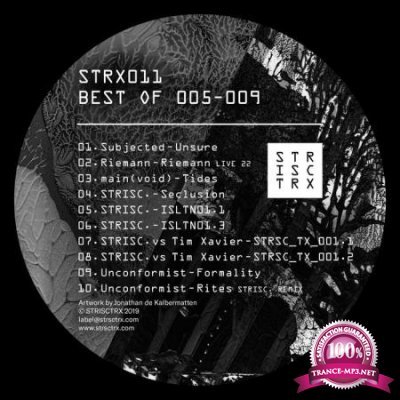 Best Of Strisctrx 005-009 (2020)
