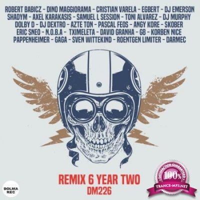Phantom Records - Years 6 Rmx Two (2020)