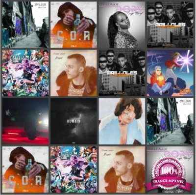 Electronic, Rap, Indie, R&B & Dance Music Collection Pack (2020-04-08)
