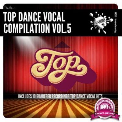 Top Dance Vocal Compilation Vol 5 (2020)