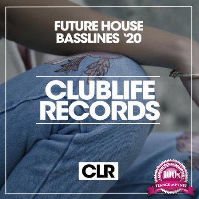 Future House Basslines '20 (2020)