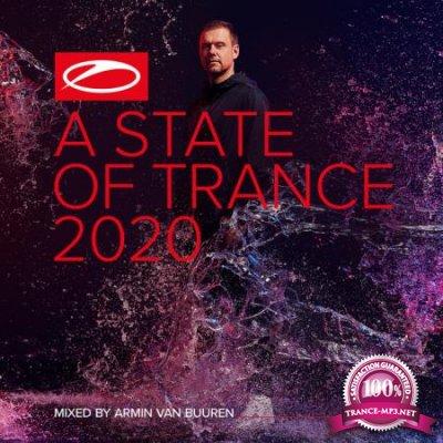 Armin van Buuren - A State Of Trance 2020 (Mixed+UnMixed) (2020) FLAC