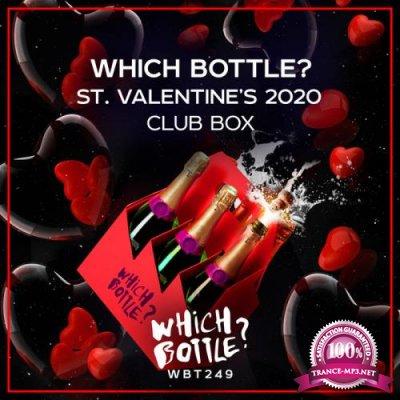 Which Bottle? St Valentine's 2020 Club Box (2020)