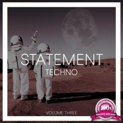 Statement Techno, Vol. 3 (2020)