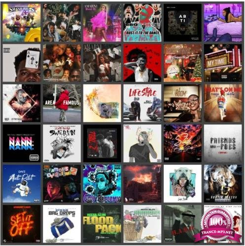 Rap Music Collection Pack 219 (2020)