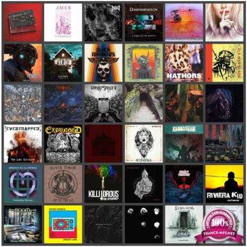 Rock & Metal Music Collection Pack 100 (2020)