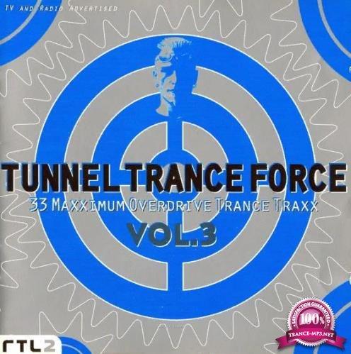 Tunnel Trance Force Vol. 3 [2CD] (1997) FLAC