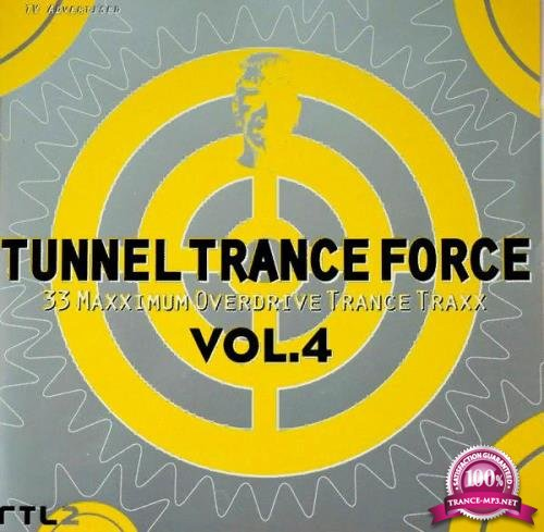 Tunnel Trance Force Vol. 4 [2CD] (1997) FLAC