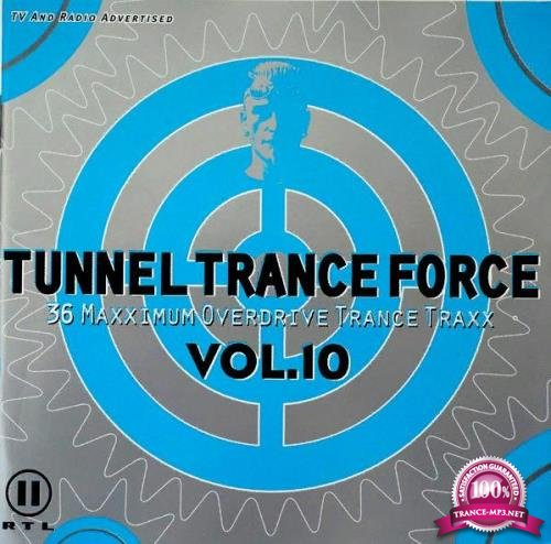 Tunnel Trance Force Vol. 10 [2CD] (1999) FLAC