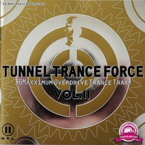 Tunnel Trance Force Vol. 11 [2CD] (1999) FLAC