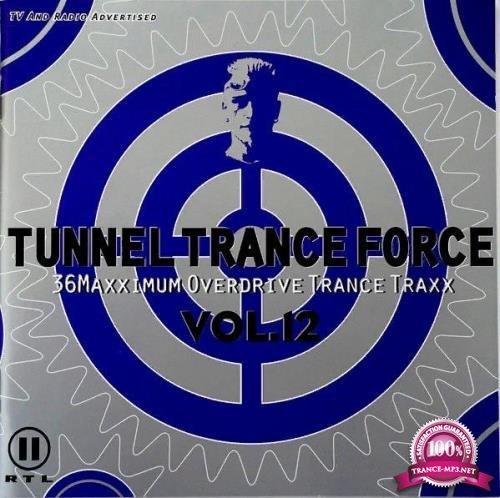 Tunnel Trance Force Vol. 12 [2CD] (2000) FLAC