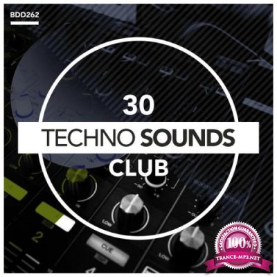 Techno Sounds Club, Vol. 2 (2020)