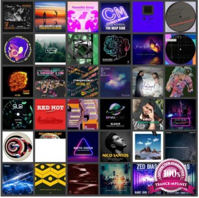 Beatport Music Releases Pack 1989 (2020)
