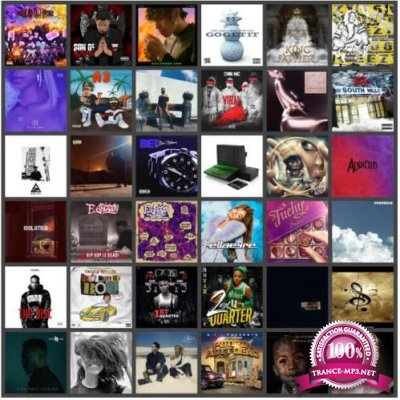 Rap Music Collection Pack 214 (2020)