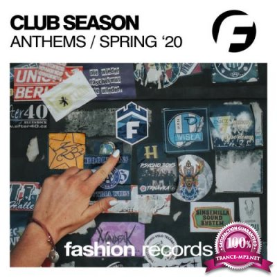 Club Season Anthems Spring '20 (2020)